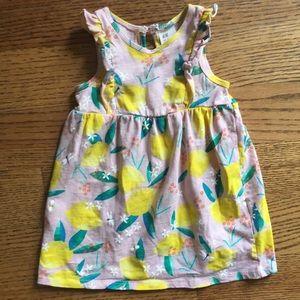 H&M Lemon Dress